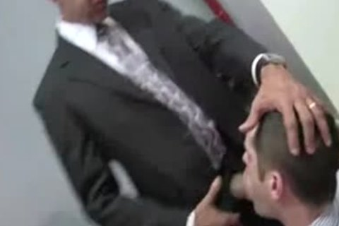 bare sex in the office