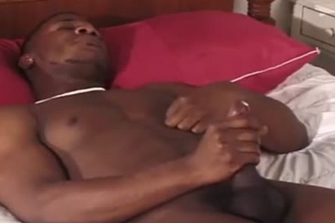Interracial asshole  Pumping boy Takes Thowdys lovely dark