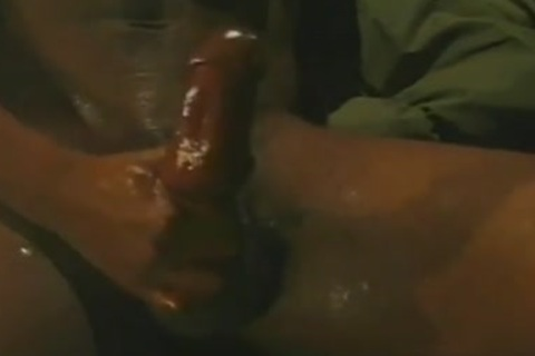 humongous dick Army man gets A Great blowjob From howdys black Buddy