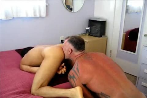 young Muscle asian get slammed By charming older