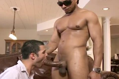black HUNK TEARS WhelloTE guy A new backdoor WITH helloS monstrous PACKAGE
