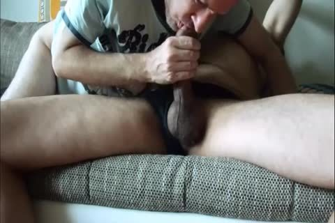 Doing, What I Can Do superlatively nice. Full blowjob Service To Farmer Bear, His lusty Smelly fat Uncut dick And Sweaty Body After Work.