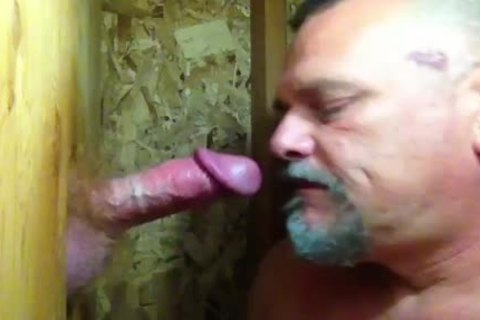 My Red-plowed Buddy Wanted A oral this day After Work. This Is An awesome After-work Treat!