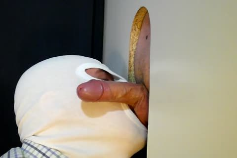today The 34 Year old Business man From movie scene No. 37 Returned To My Gloryhole For another Suckoff. that chap Has Such A admirable Piece Of cock
