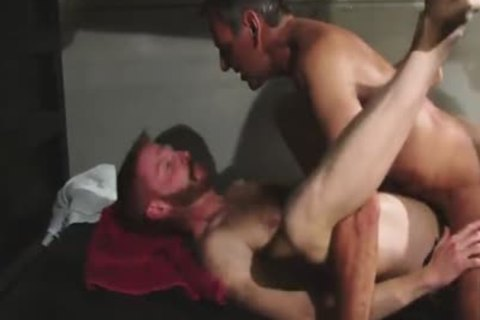 The Love Of old And Younger Hung guys.  Cravings