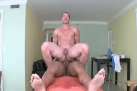 homo anal For Hunks crazy For anal During The Massage Session