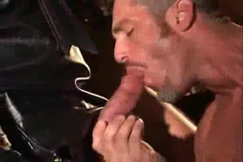 Colton Ford Leather fuckfest