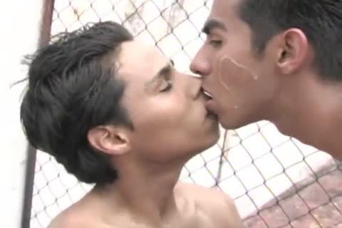 bare Mexican twinks