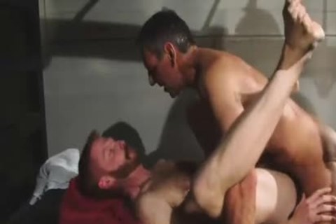large rod Daddy Club - juicy old Male bunch