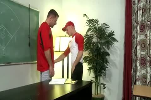 Hung trainer pounds mad Student