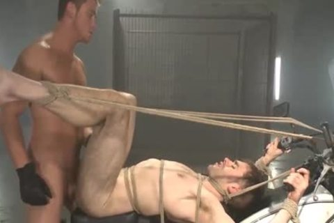 bdsm - Tormented And banged.