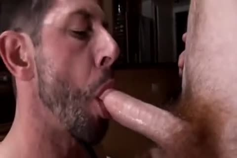 slutty Straight Ginger Blown By  master cock sucker
