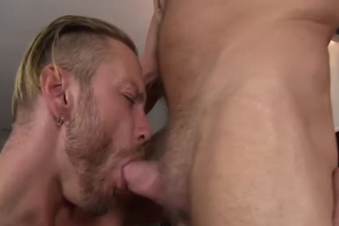 young stud acquires slammed In The pooper By ribald older guy