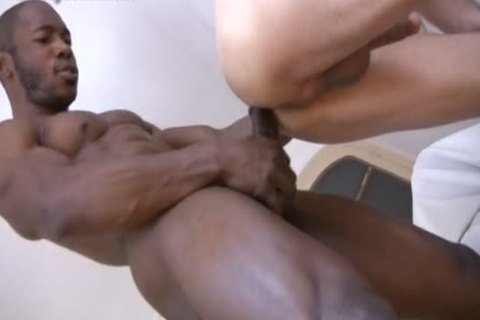 there's No Holding Interracial Greek Gods Back doggy style
