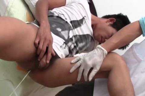 wild Medical Fetish Asians Albert And Jimmy