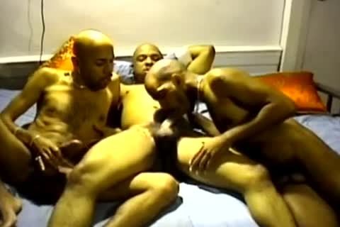 dark And In The Ghetto homosexuals engulf Hard cocks