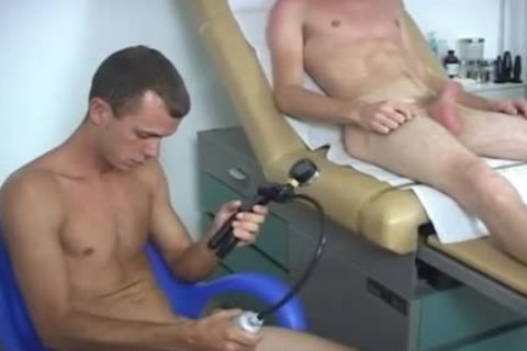 Male Medical Masturbation Machine gay he Moved In Closer To