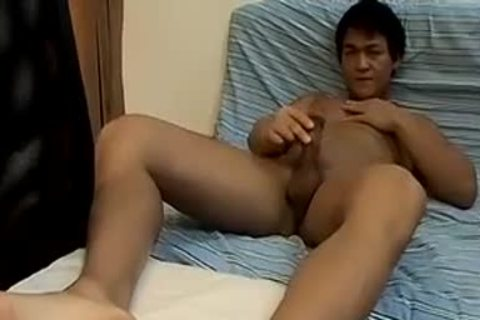 Sasha Slipping His Socks Off And Playing With His meaty cock
