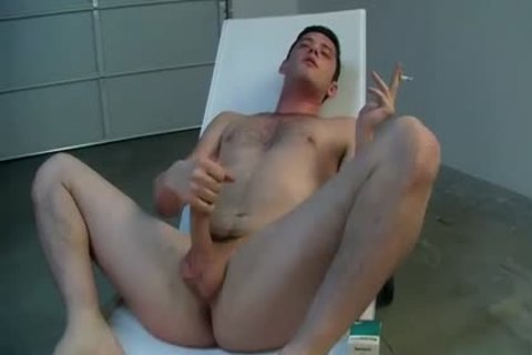 banging Chase Hungry butthole With A sex toy