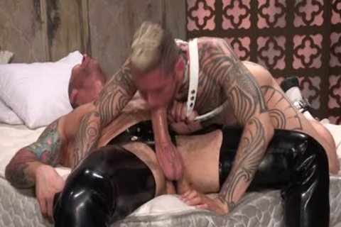 Muscle gays Fetish With ejaculation