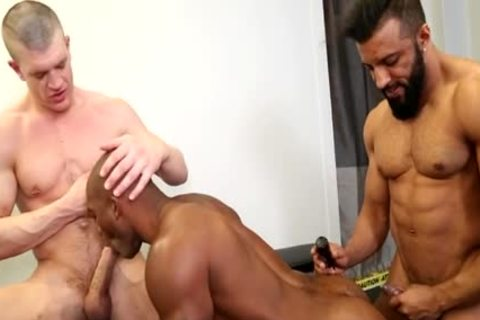 humongous dick gays trio And sperm flow