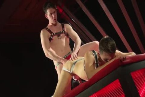 Russian ramrod Domination With cumshot