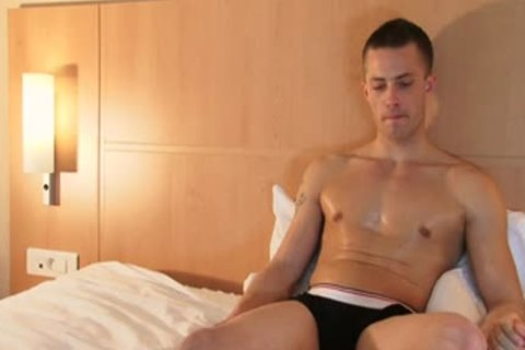 Full clip: A innocent str8 Neighbour Serviced His large penis By A lad!