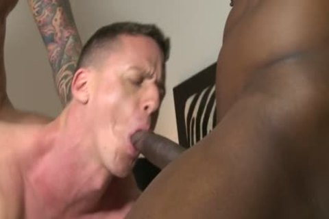 Muscle bald trio With ejaculation - BoyFriendTVcom