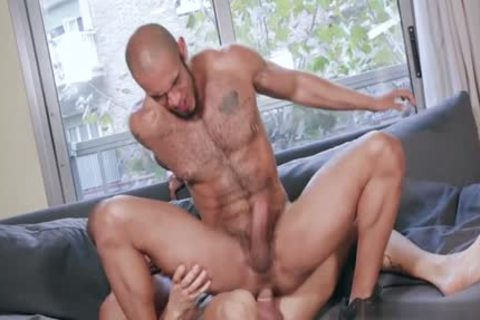 Latin homosexual Foot Fetish With Facial