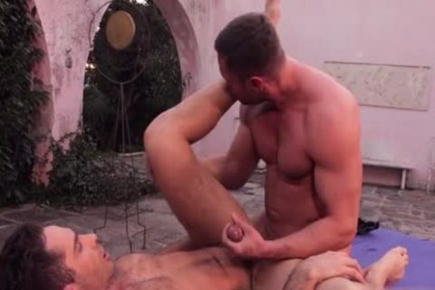 Russian homo Foot Fetish With cumshot