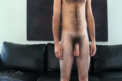 HD GayCastings - Josh hirsute chocolate hole Is pounded By The Casting Agent