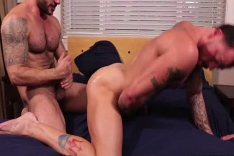 Tattoo homo arse To mouth With cumshot