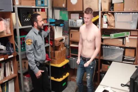 Tall blonde Straight lad Barebacked By daddy nasty Security