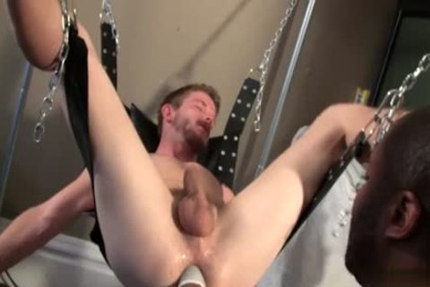 yummy gay Fetish With sex cream flow