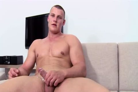 Muscle Daddy Casting And goo flow