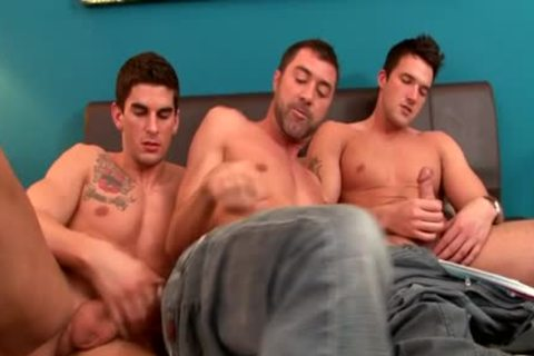 Tattoo gay oral job With semen flow