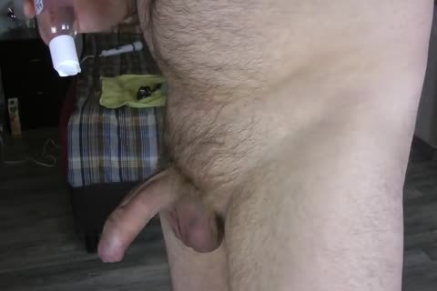 extraordinary Enhancer With Ballsack And 3 Orgasms
