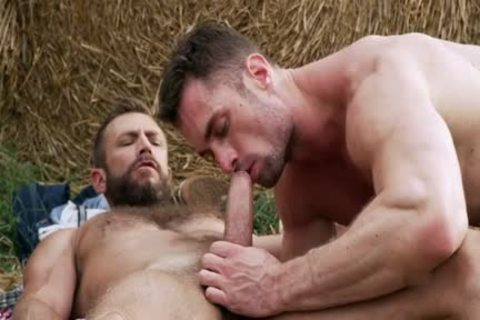 Muscle homosexual ass To face hole And Creampie