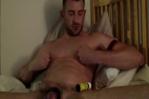 Verbal Popper Training For sexy Muscle twink