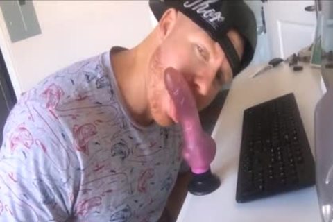 TJ jerking off With Dildos