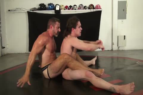 dirty Daddy Dominates A lengthy-haired Younger chap