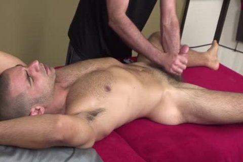 Massage Hetero Por Dinero. cook jerking