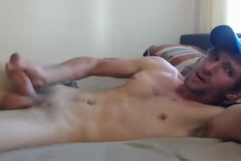 fashionable Hung lad Playing On cam Very lovely