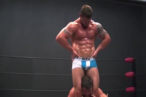 beefy Hunks Wrestling