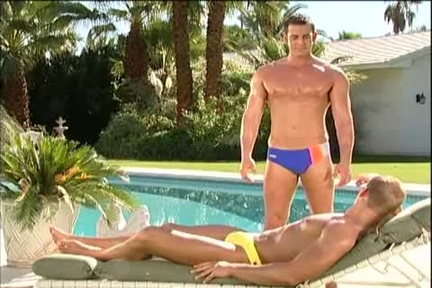 Summer Sex Speedo - Trunks 2