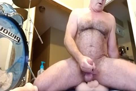 Daddy Plays With vibrator