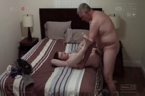Curious Skater Visits Daddy For A booty plowing And unfathomable Breeding
