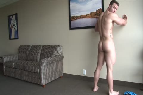 Joey Sullivan Aka Trevor M Aka Daniel Carter Showing Off nude