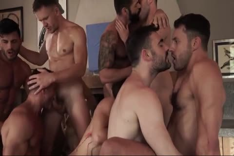 Muscley lewd gays suck Their Loads