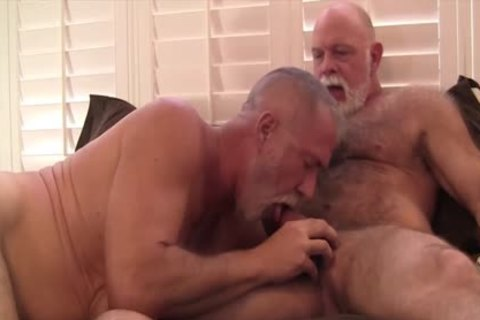 Rick And Rusty fuck bare